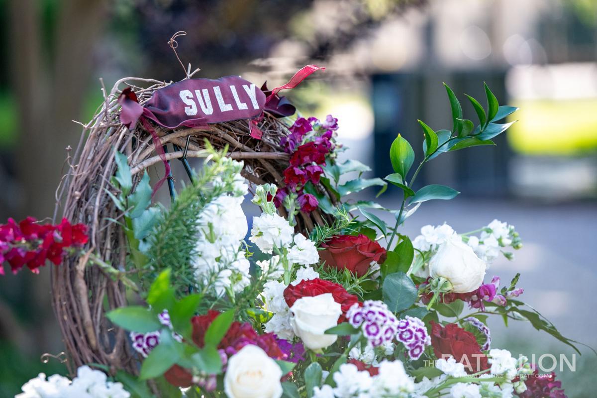 Sul Ross Wreath