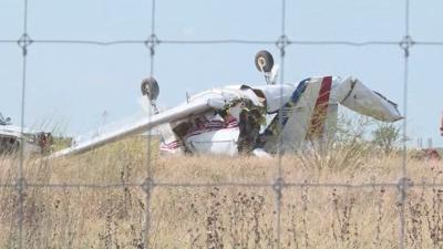 Coulter Field Plane Crash
