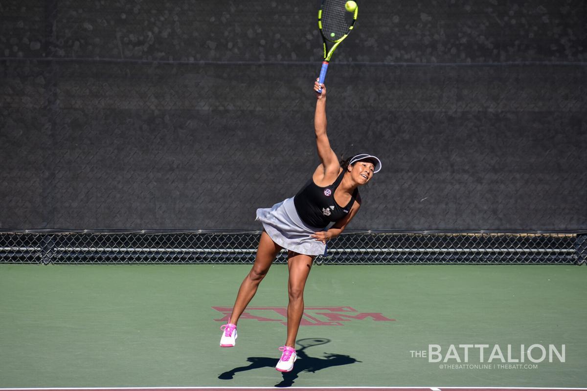 Women's Tennis vs. Baylor