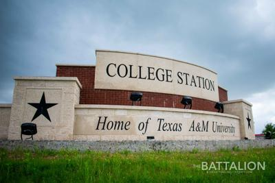 College Station Sign