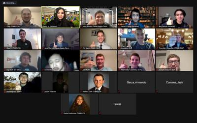 Bipartisan Student Discussion Chinese Communist Party