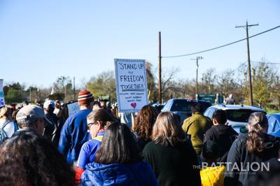 MLK March
