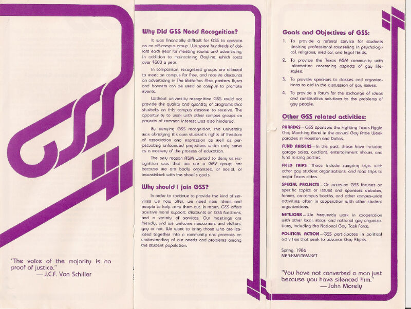 GSS Flyer