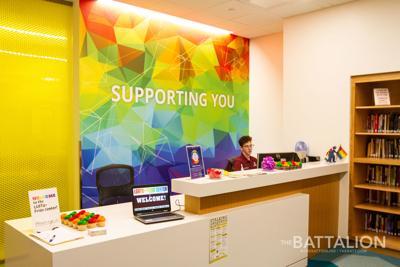 LGBTQ+ Pride Center