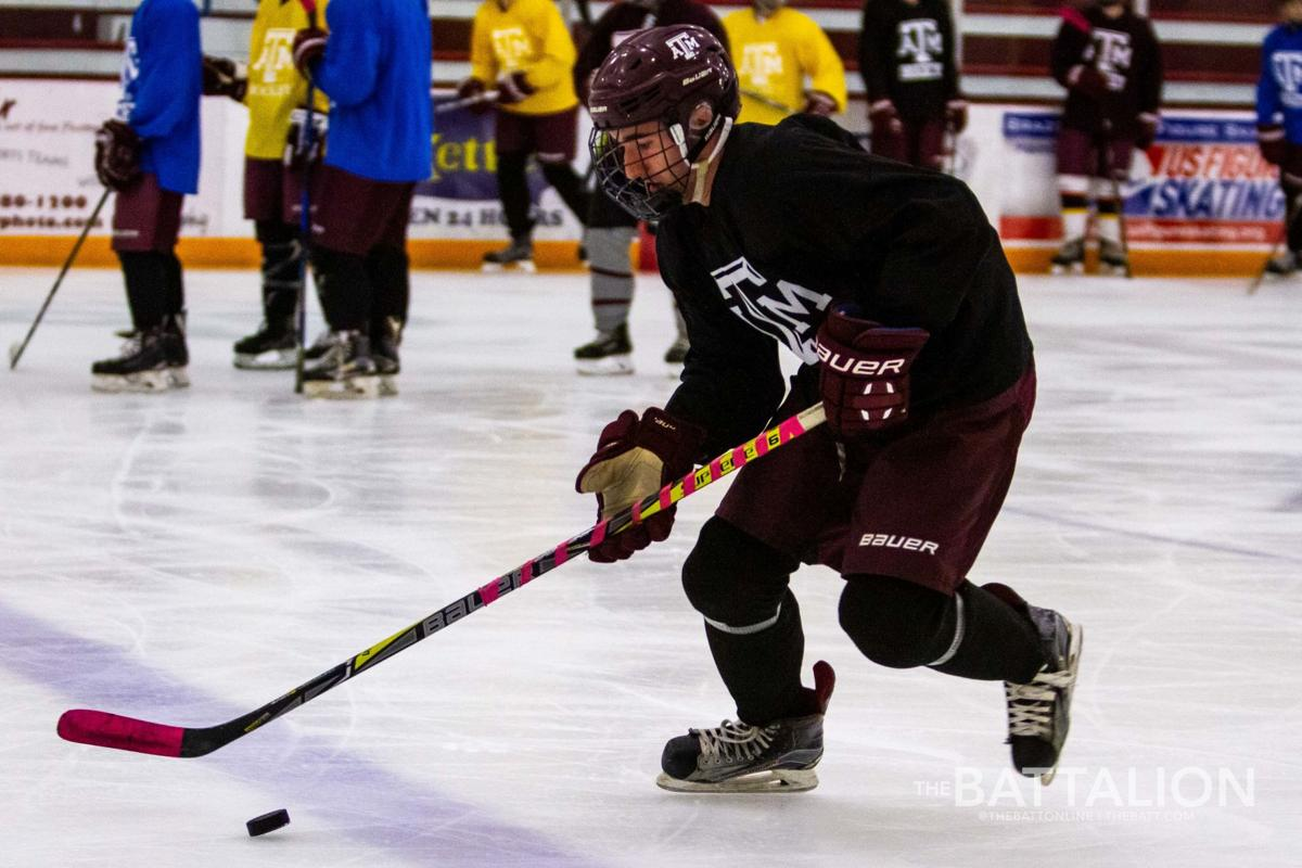 Texas A&M Ice Hockey