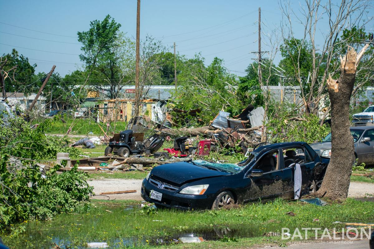 Tornado Recovery in Franklin