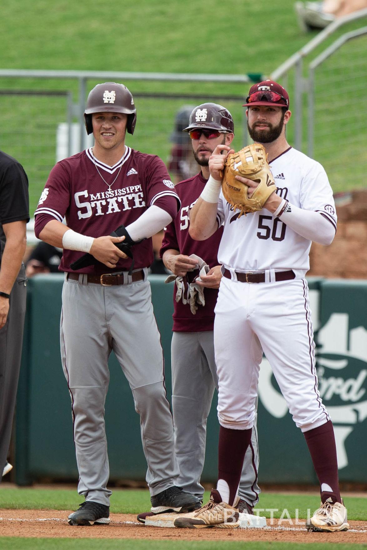 GALLERY: Baseball vs. Mississippi State Game 1