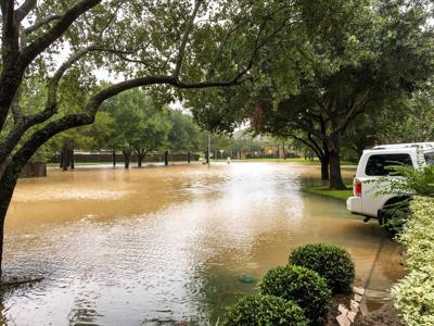 Climate Change Harvey flooding
