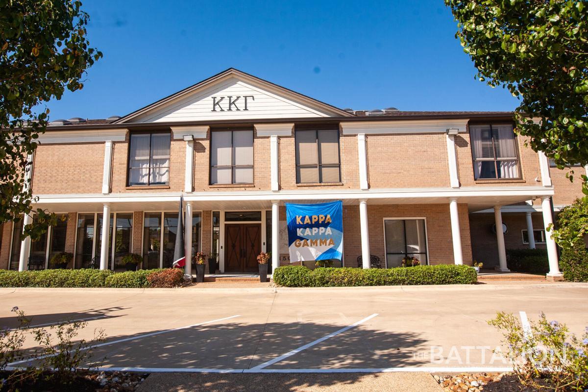 Kappa Kappa Gamma Sorority House