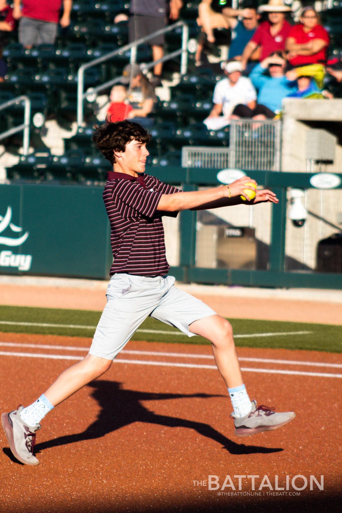 Softball vs. Arkansas