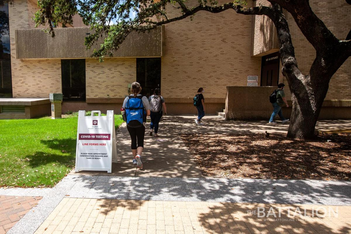 Free COVID-19 On-Campus Testing