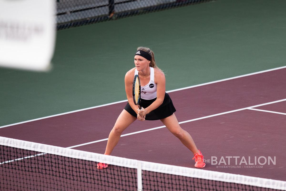 Women's Tennis vs. SMU