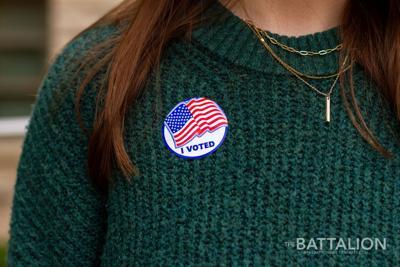 Voting Sticker (Post Election Uncomfortability)