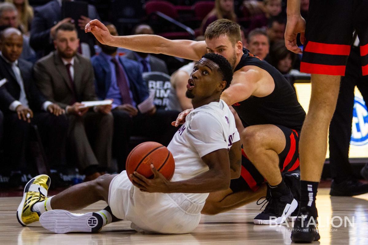 Men's Basketball vs. Oregon State
