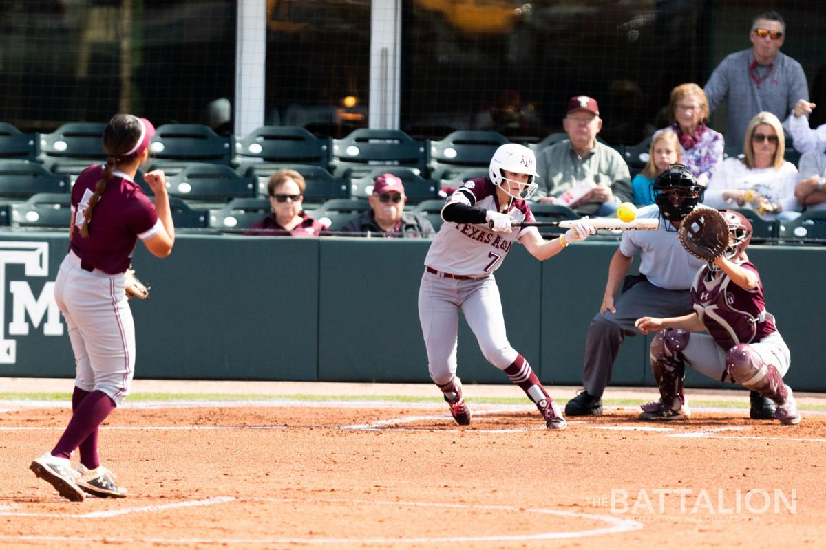 Softball vs Texas Southern