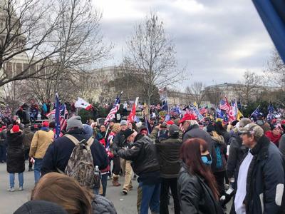 U.S .Capitol under siege