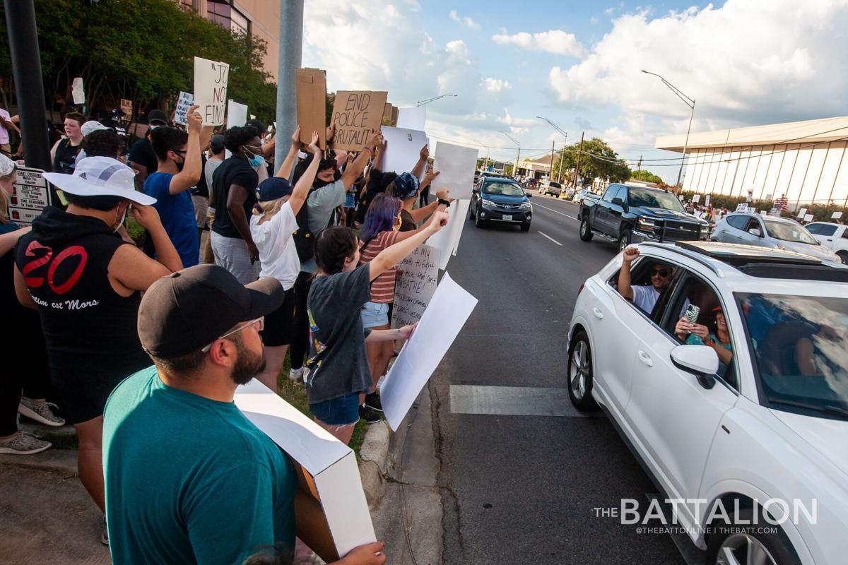 June 7 Protest