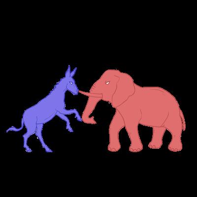 Donkey and Elephant (The Path Forward)
