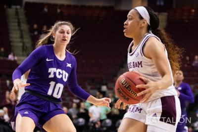 Women's Basketball vs. TCU