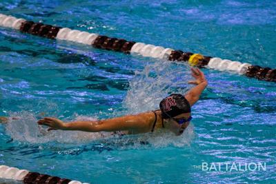 Swimming vs. Texas