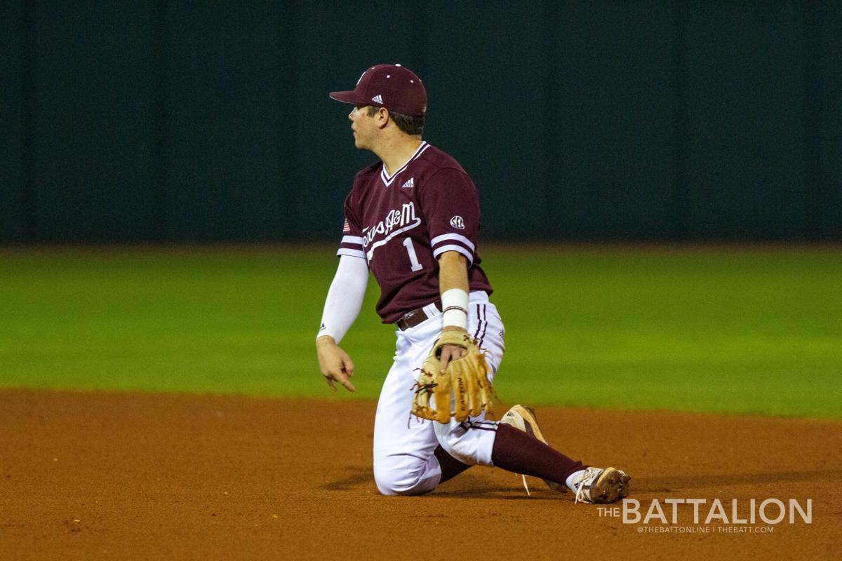Baseball vs. HBU