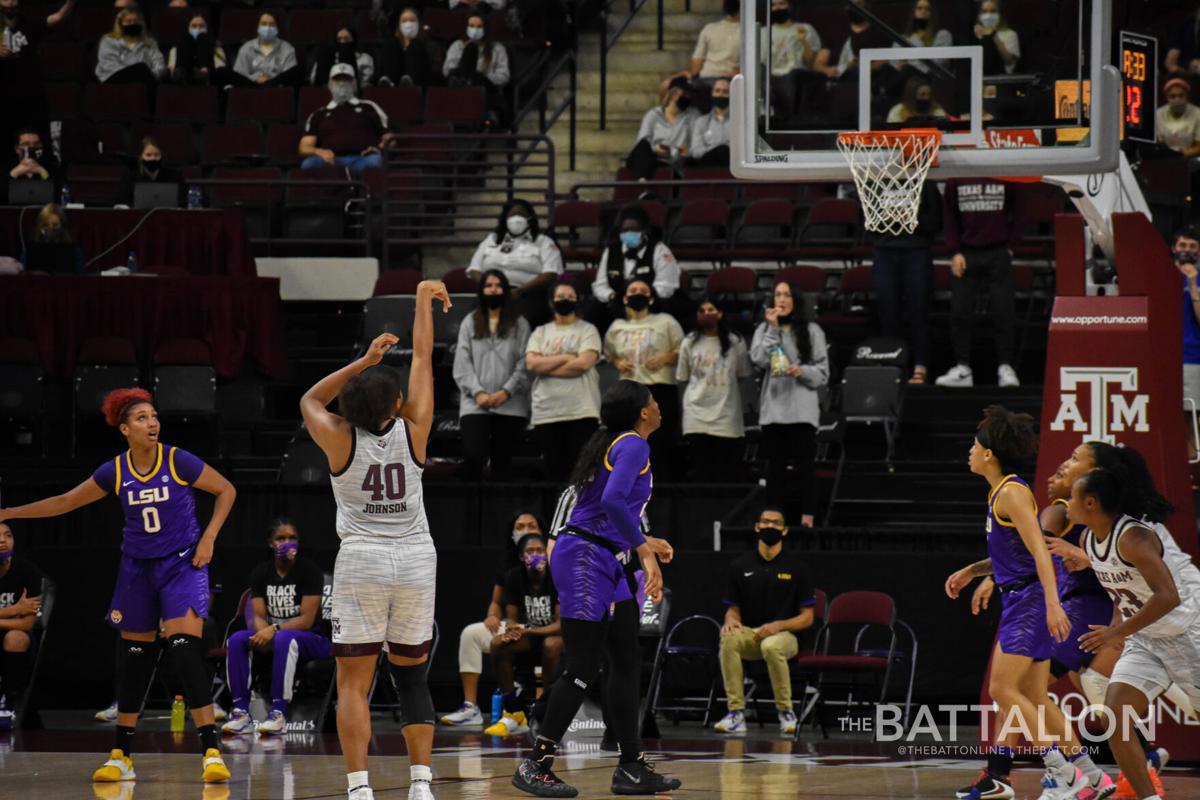 Women's Basketball vs. LSU