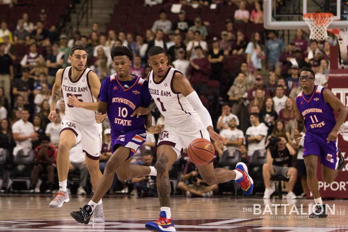 Men's Basketball vs. Northwestern State