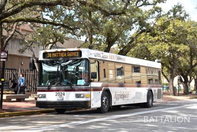 Matthew Gaines Bus Route