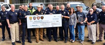 Law Enforcement Raises Money for Cure