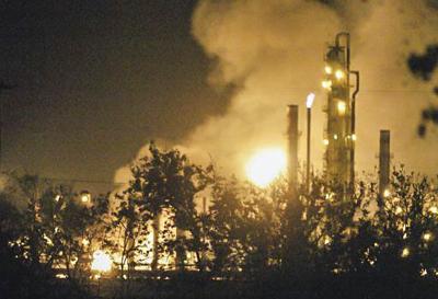 Texas City Refinery explosion