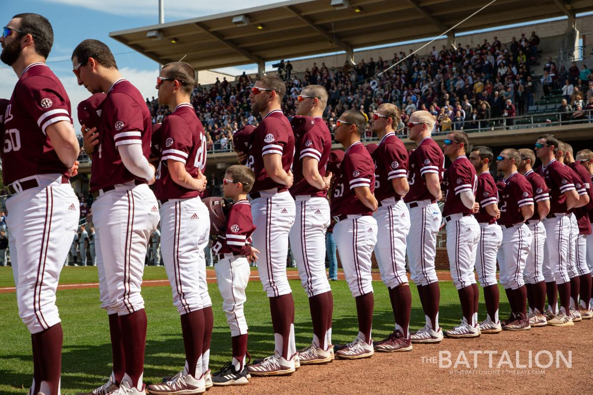 Baseball vs. Army West Point Game 2