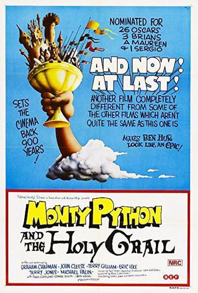 Cult Classics Monty Python