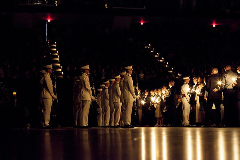 Muster Ceremony (2)