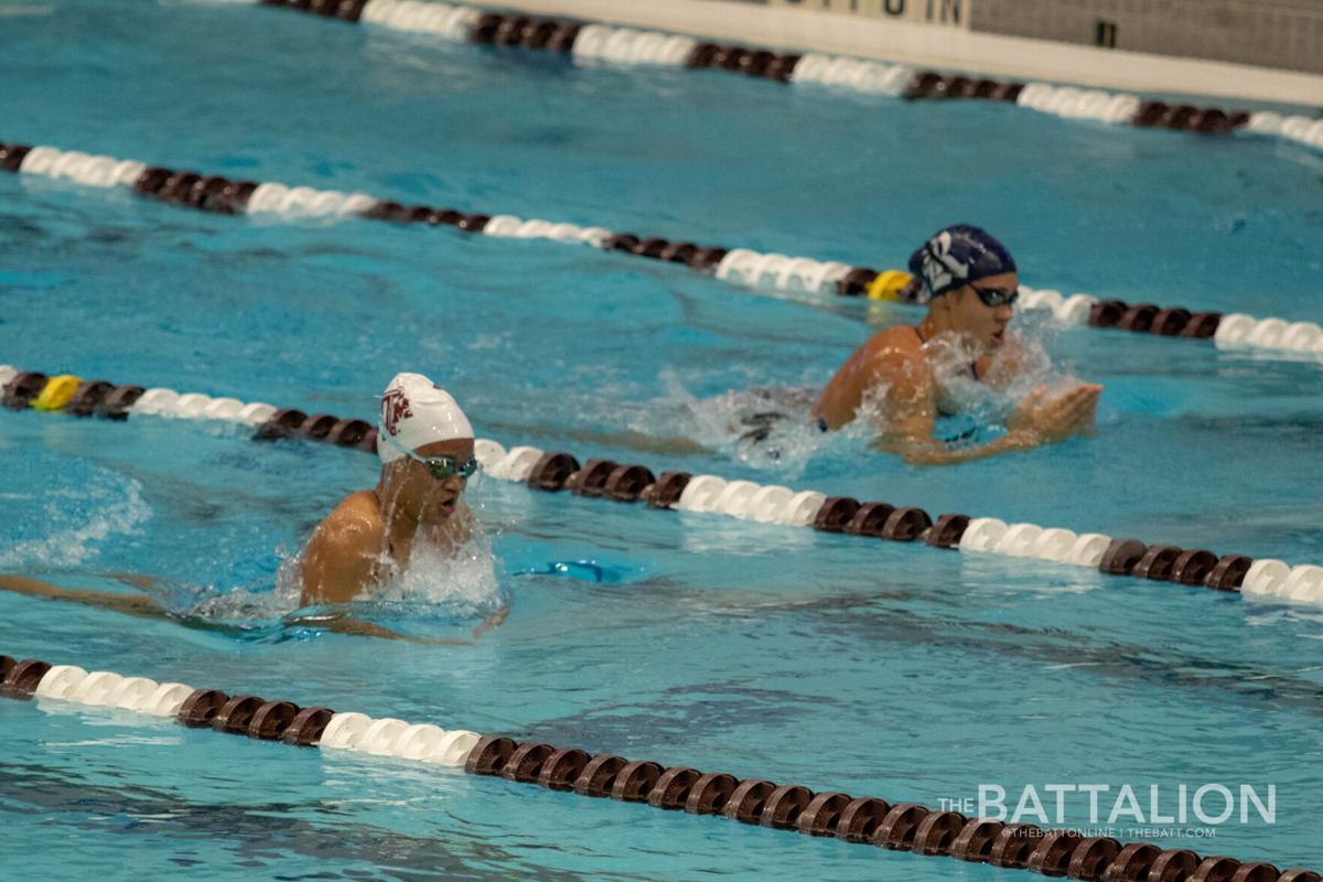 Women's Swim and Dive