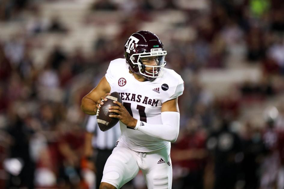 A&M quarterback Kellen Mond declares for 2021 NFL draft ...