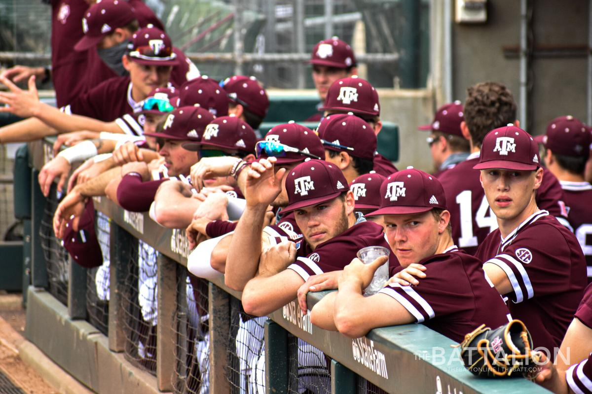 Baseball vs. Texas