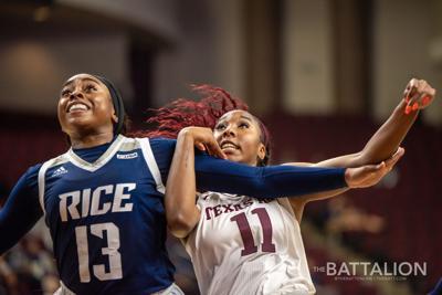 Women's basketball vs. Rice
