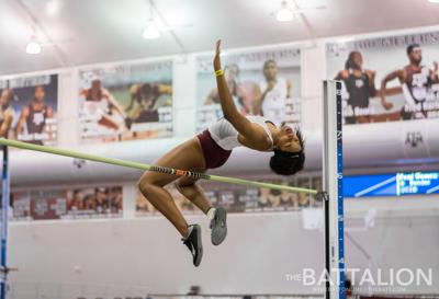 NCAA Indoor Track Championships Day One