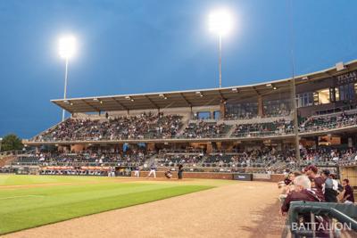 Baseball vs. UT Arlington