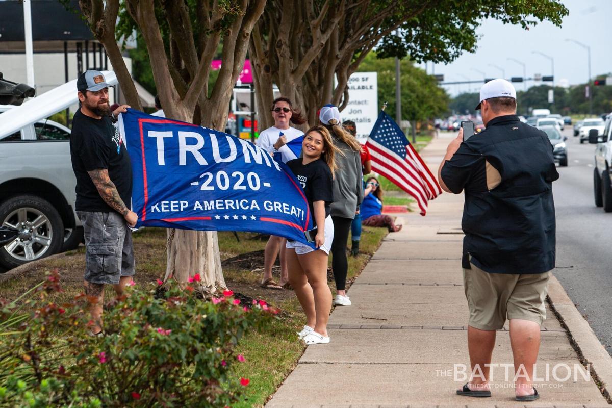 9/20 Trump Parade