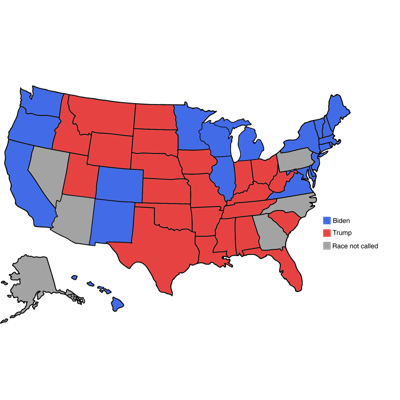 Electoral College 2020