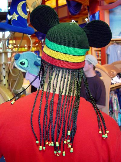 Cultural Appropriation Mickey