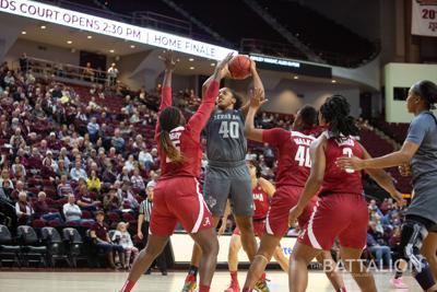 Women's Basketball vs. Alabama