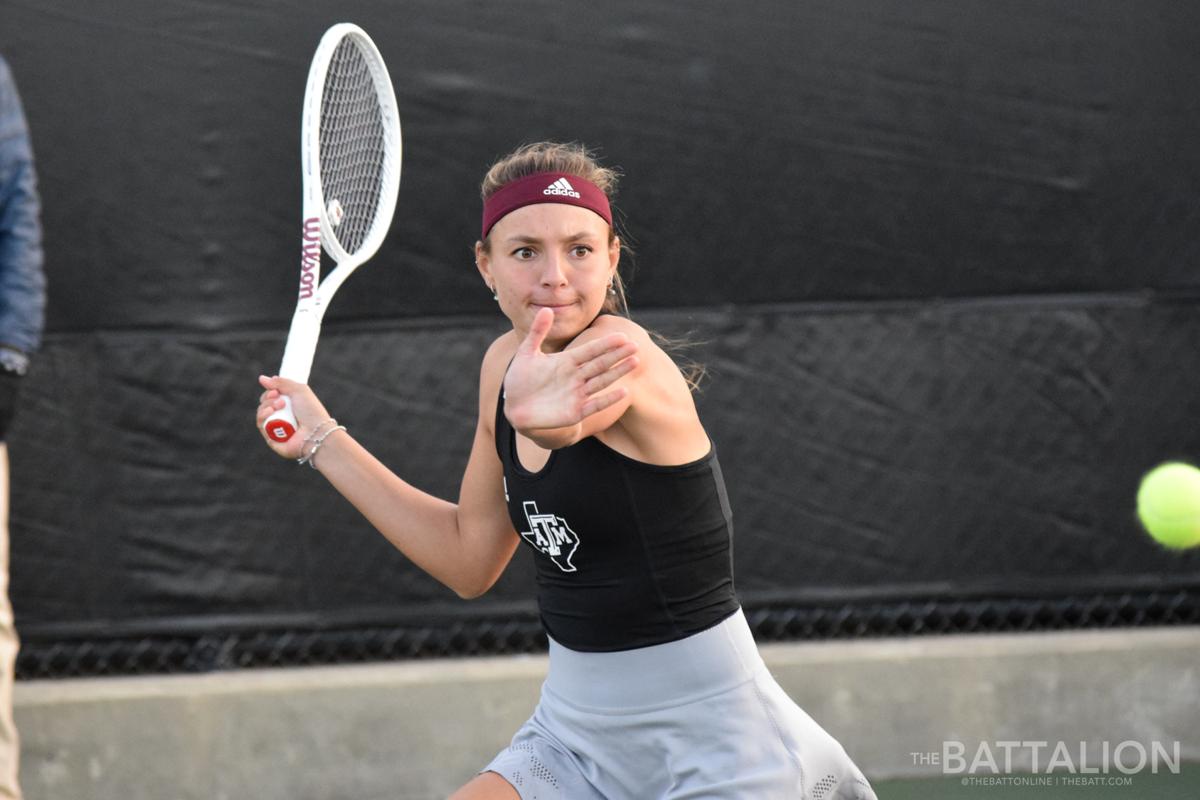 Women's Tennis vs. SFA