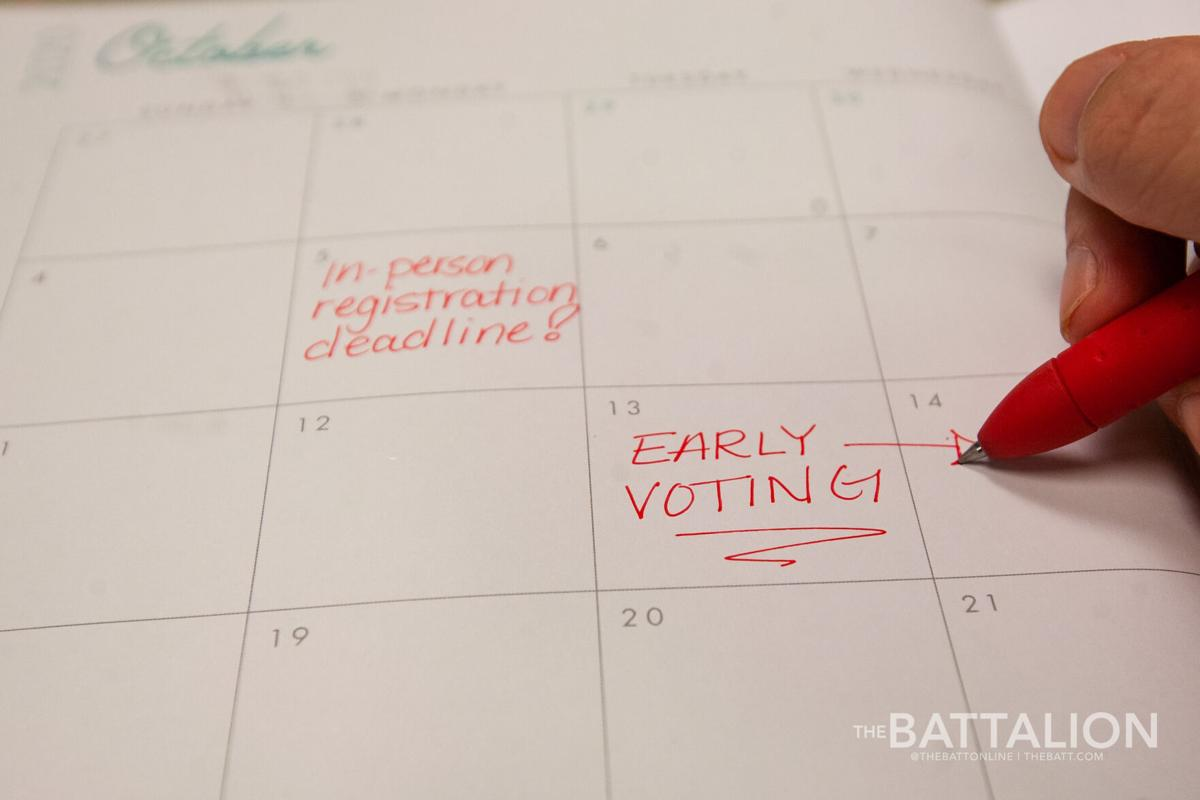 Voting Calendar