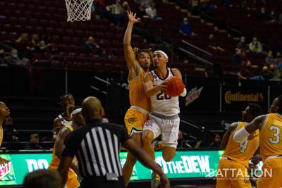 Men's Basketball vs. Southeastern Louisiana (copy)