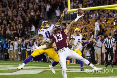LSU Kendrick Rogers Catch