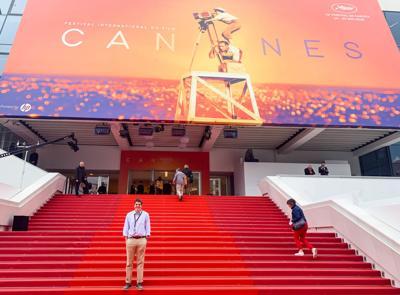 Cannes Film Festival Cole Fowler
