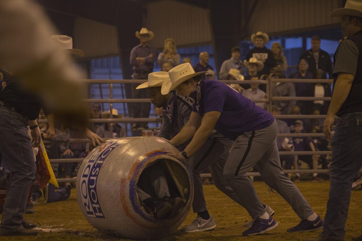 Texas A Amp M Vs Kansas State Rodeo Bowl Photos Thebatt Com