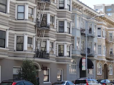 SF Apartment building